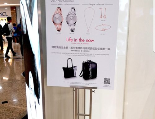 Promo Tote Bag and Backpack – Calvin Klein GWP in Macau