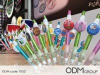 custom pens canton fair