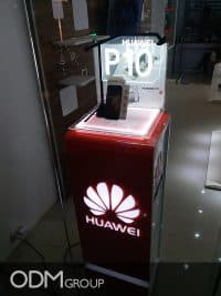 mobile POS display huawei
