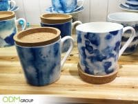 Know the Marketing Potential of these Custom Watercolour Ceramics
