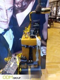 Merchandise Display by T.M Lewin Drives In-Store Performance