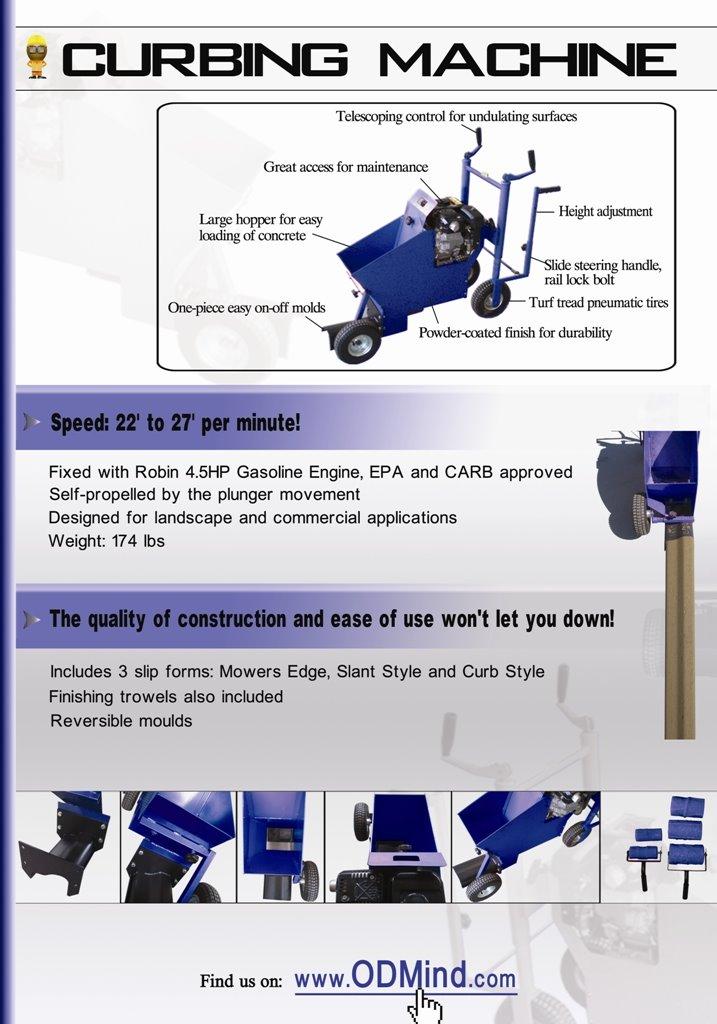 odm-curb-machine