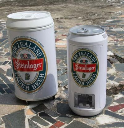 Steinlager Fridge