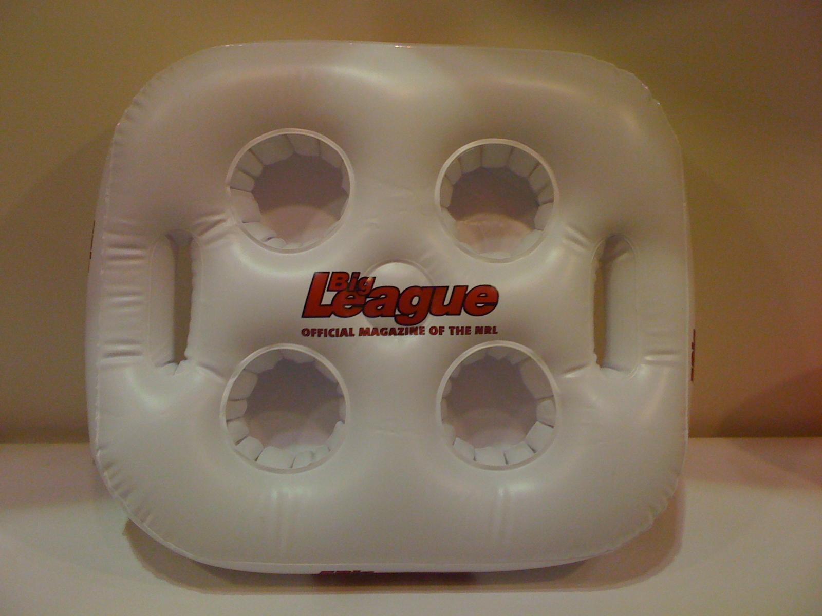 InflatableBeerTray