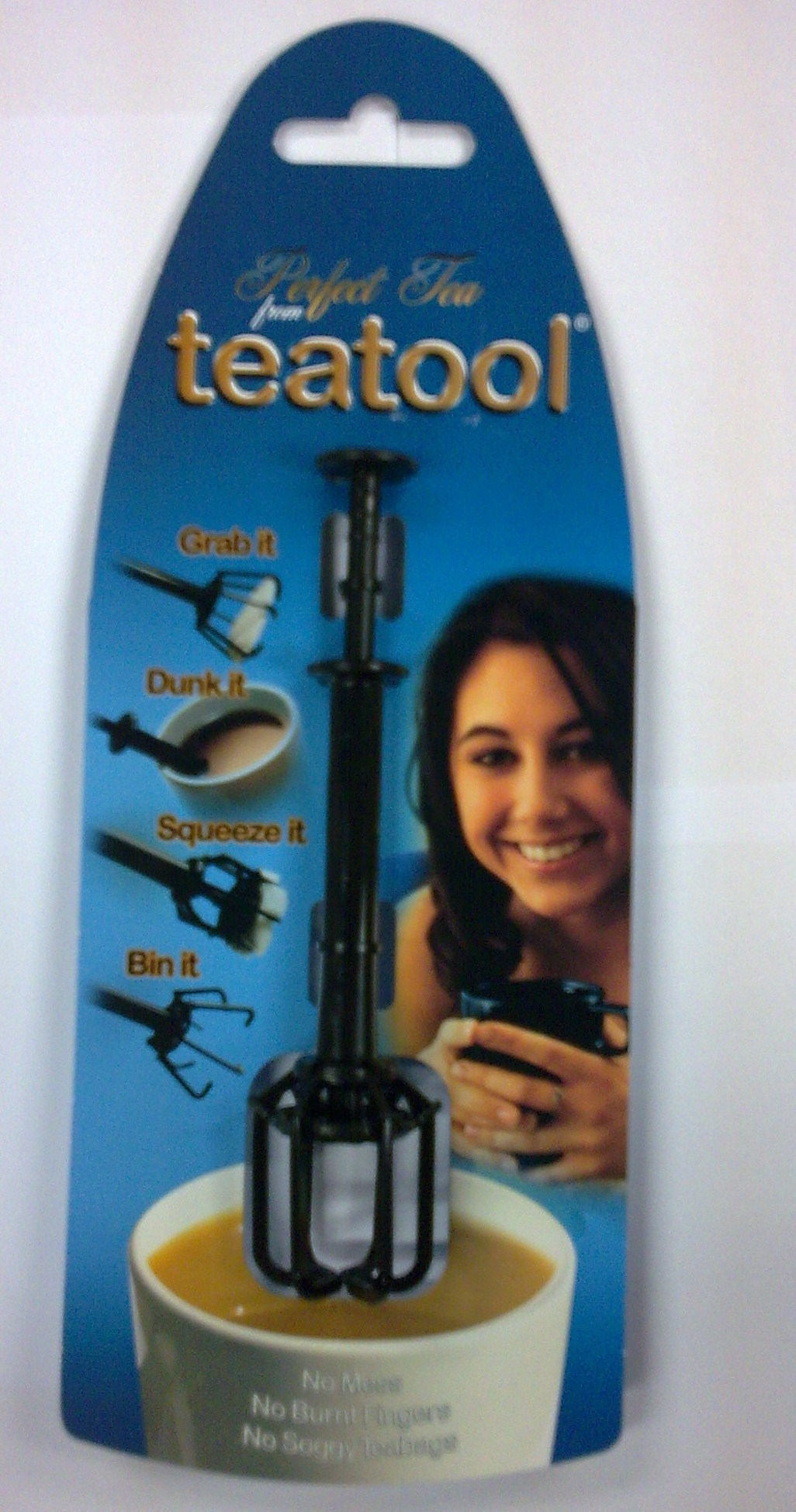 Teatool front