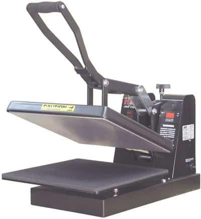 Printing methods: Heat Transfer / Sublimation