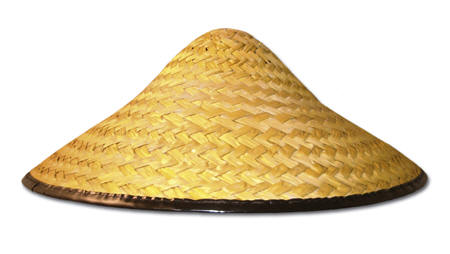 Coolie Rice Farmer hat