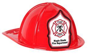 Promotional Fireman hat