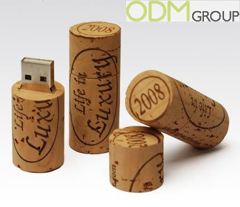 Promotional Wine Cork USB