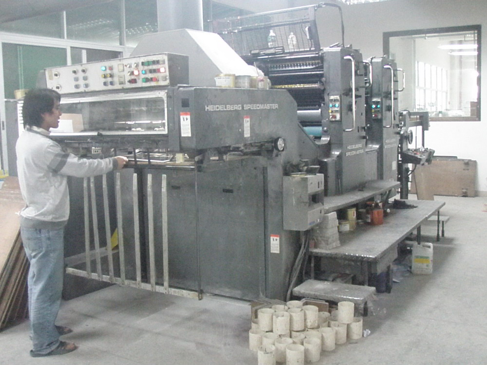 Die Cutting- Production Processes