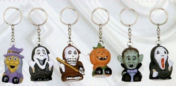 Halloween Promotional Products - Key Chains
