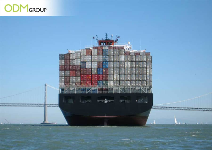 Calculating Container Shipping Time