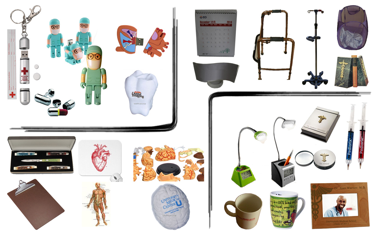 Promotional Items for Doctors