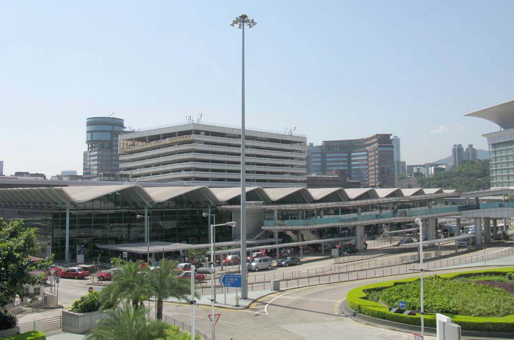 Hung Hom Station travelling promotional product