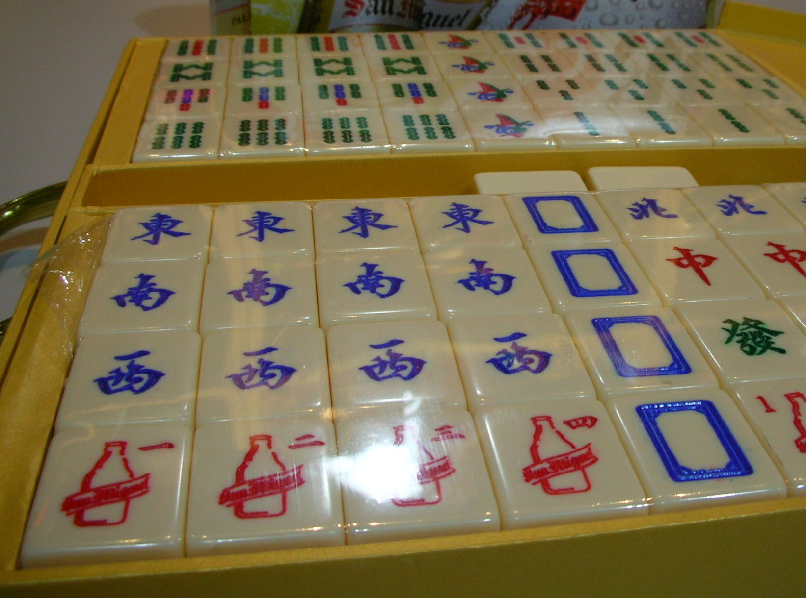 mahjong game factory - San Miguel