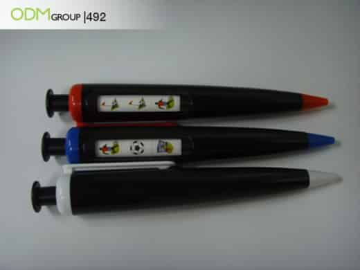 customised promotional pen