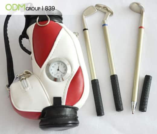 Golf promotional item