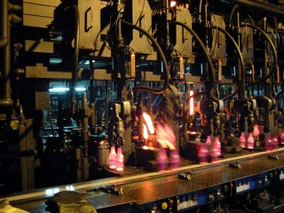 China Manufacturing - Drink glass manufacture