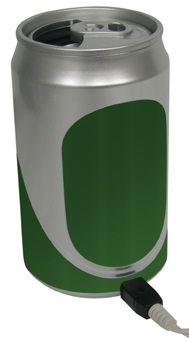 Promote Your Brand With Custom Beer Promos - Speaker in a Can