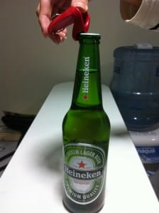 Promotional Ring Bottle opener