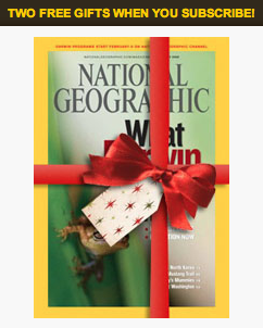 National Geographic Subscription Promotions