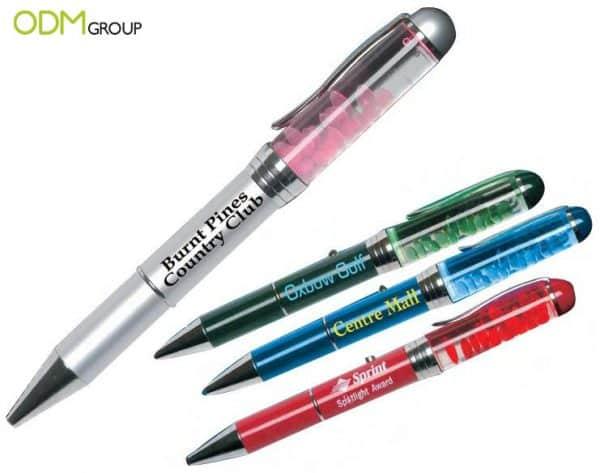 Lava Lamp Pens
