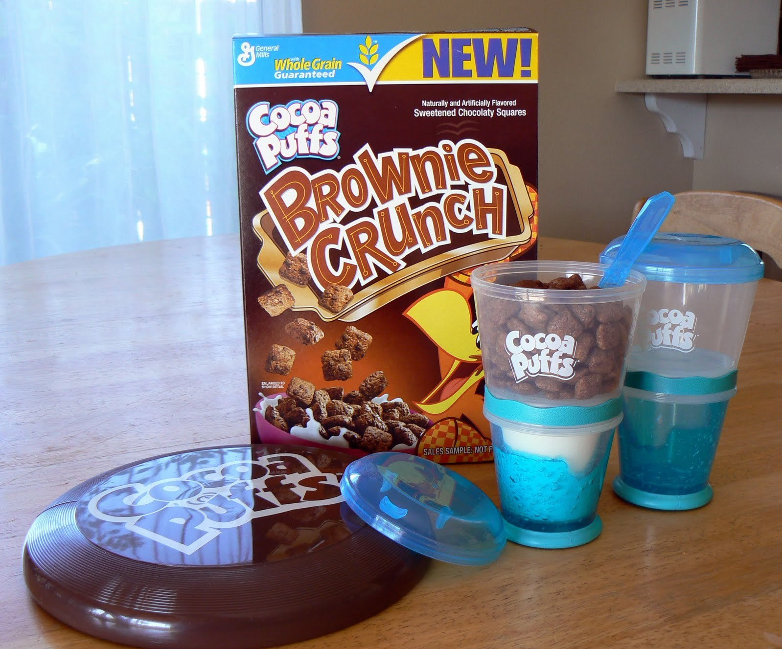 Cocoa Puffs Cereals Giveaways from General Mills