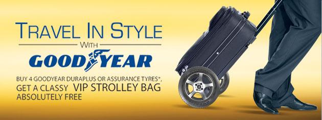Promotional Strolley Bag