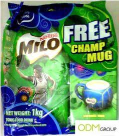 Nestle Milo Promo Cup