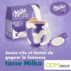 France Promos - Milka Promotional Mug