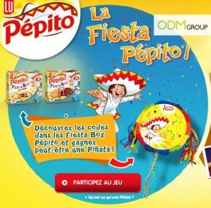 Custom Pinata GWP by Pepito