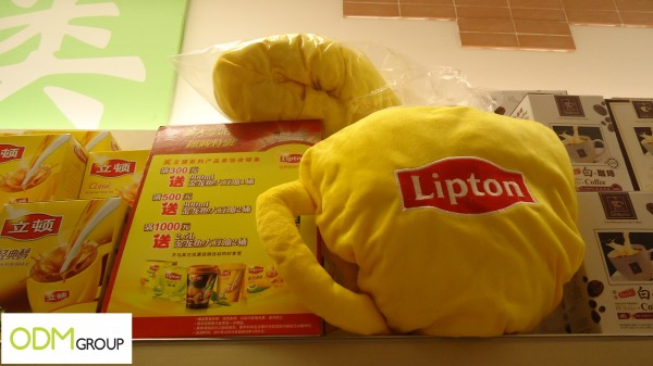 Gift With Purchase - Lipton Tea Cup Plush