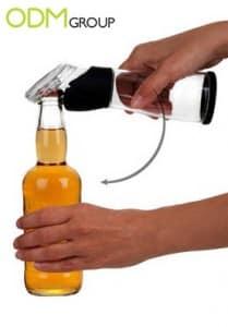 Promotional Idea - Promotional Bottle Opener/Cap Collector