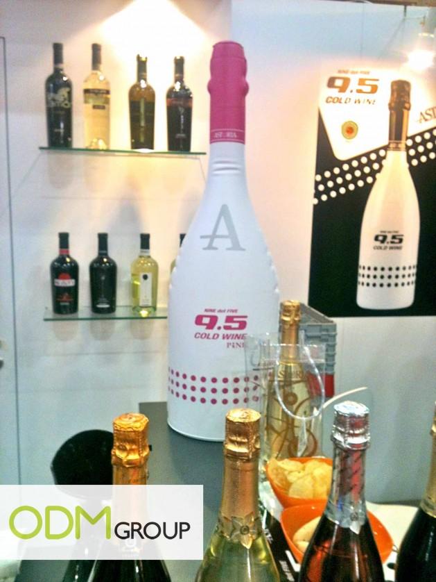 VinExpo 2012 - Astoria Inflatable Bottle
