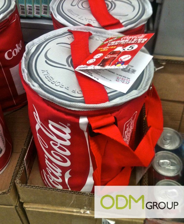 Promotional Product Coca Cola Cooling Bag