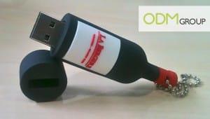 VinExpo 2012 - La Bergère USB Key