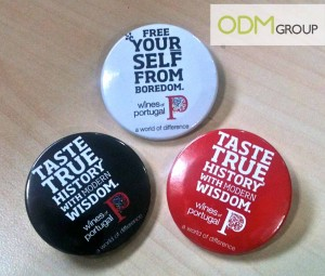 VinExpo 2012 - Wines Of Portugal Badges