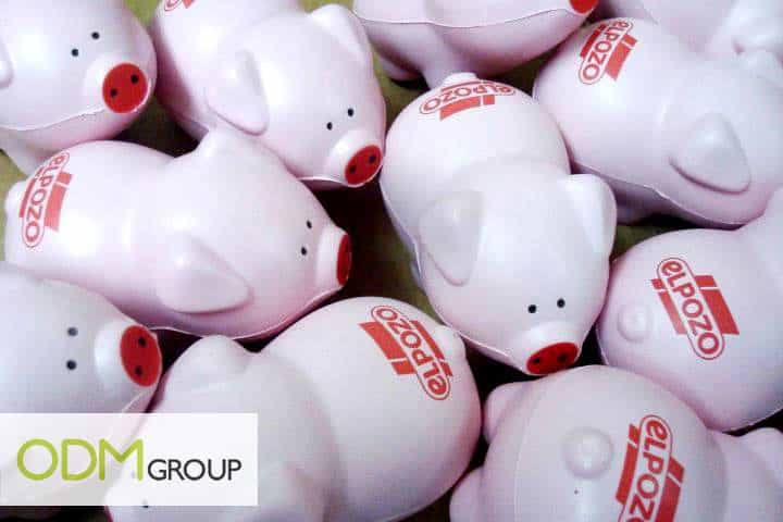 El pozo Stress Ball Promotional Gift