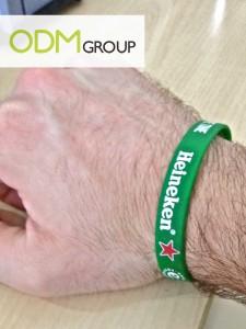 Promotional Gifts HK - Heineken & Sensation silicon barcelets