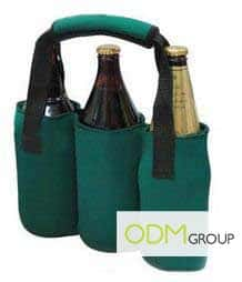 Promo gift ideas for beer companies - bottle carriers