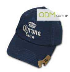 Promo gift ideas for beer companies - hat bottle opener