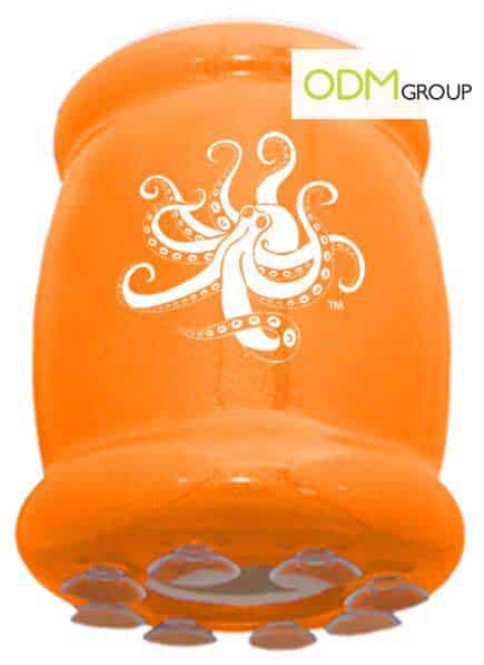 Promo gift ideas for beer companies - octopus coolie