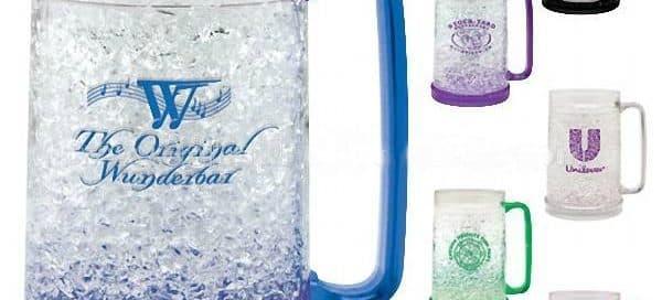 Promotional Ideas for Drinks Companies - Gel Freezer Mug