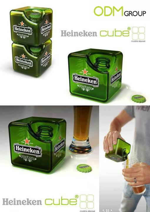 Heineken Promo Bottle