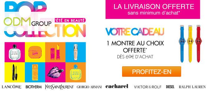 Incentive Product France - Pop Watches by Nocibé