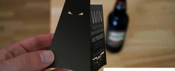 Promotional merchandise for bottles