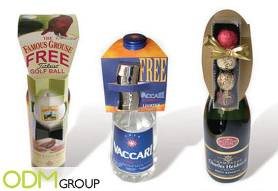 Promotional Idea Bottle Necker