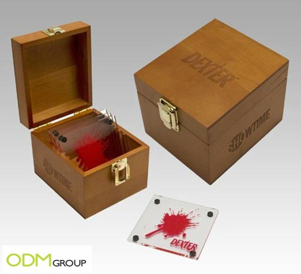 Coaster Promo Box