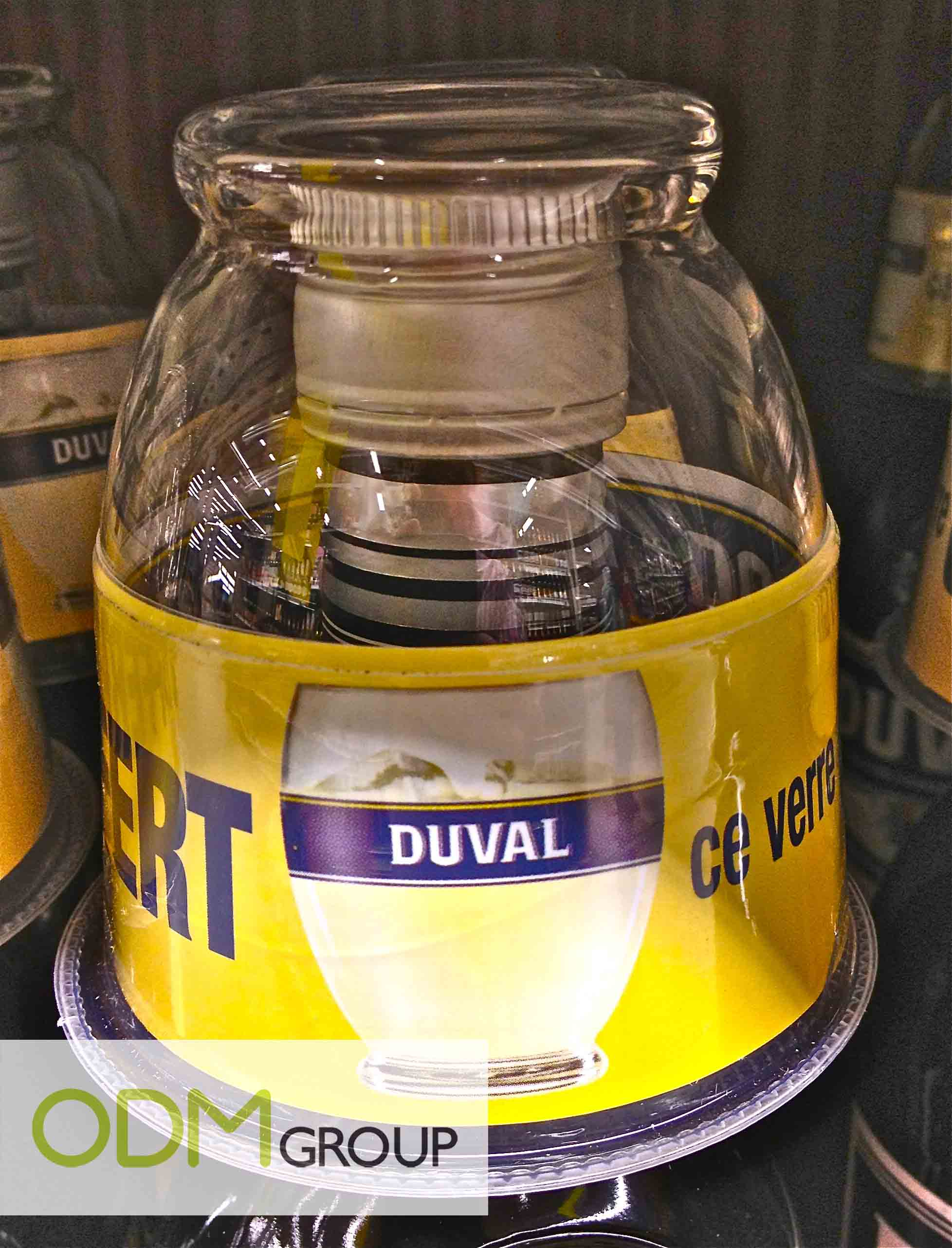 Duval Promotion France - Glasses for Pastis