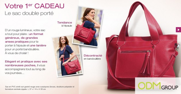 Incentive Product France - Handbag by Dr. Pierre Ricaud